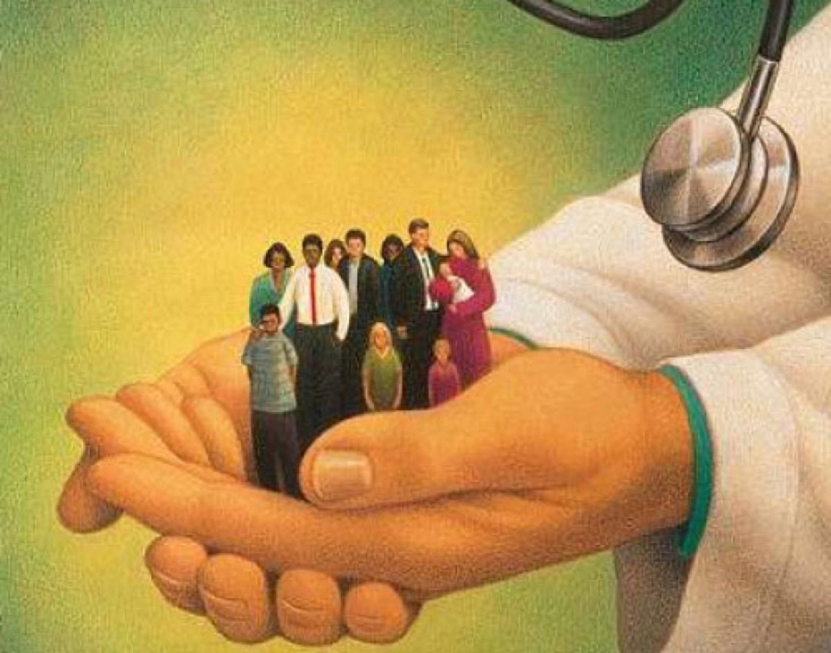 О том, как должно выглядеть отечественное здравоохранение. Перспектива